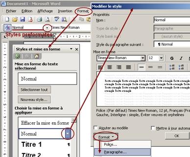 B2i coll ge c 3 1 formations et ressources pour les tice espe aix marseille - Pagination automatique open office ...